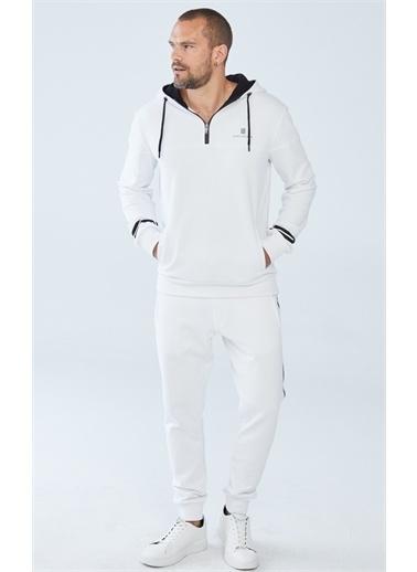 Boris Becker Sweatshirt Beyaz